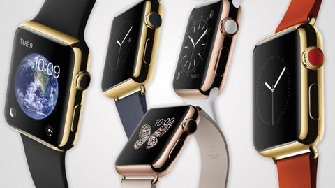 「Apple Watch」に予約殺到、ほとんどのモデルで2〜3ヶ月待ちに