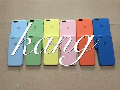 4インチ「iPhone SE」の純正ケースが流出、価格4490円で6色を用意