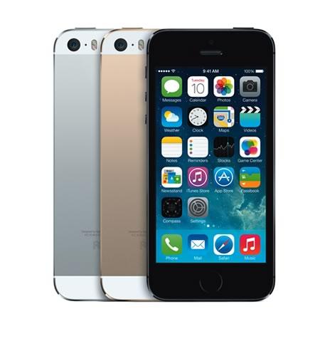 ドコモのiPhone5s、au・SBのiPhone5にも負ける=BCNランキング