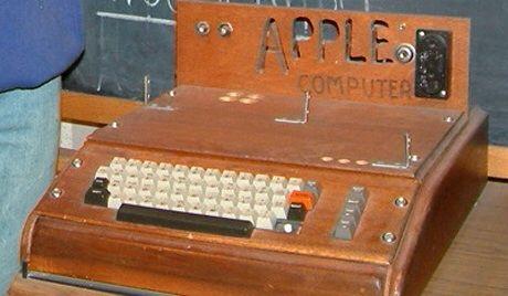 【過去最高値】Appleの初期のパソコンが40万ユーロで落札される