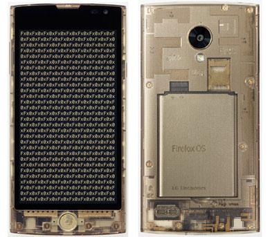Firefox OS搭載auスマホ「LG Fx0」が発売、以外と人気な模様