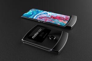Motorola、折り畳み可能なスマホ「RAZR 2019」の実機写真が流出!