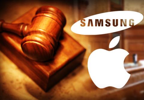 """【社会】""""スマホ訴訟""""アップルがサムスンに勝訴…「サムスンのGALAXYにiPhoneの技術をまねされ、特許を侵害された」"""