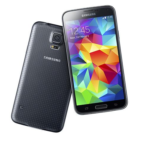 サムスン、「Galaxy S5」「Gear Fit」を発表 ―4K撮影・5.1型・指紋認証・心拍計機能など