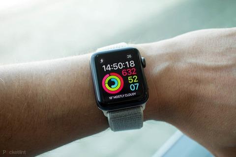 スマートウォッチ市場のシェア、Apple Watchが約半数を占める