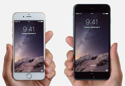 「iPhone 6 Plus」に機種変したけど画面はデカい方がいい