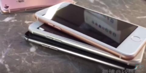 「iPhone 7」シリーズの動画が流出、カラバリ変更はなし?「7 Plus」はデュアルカメラ