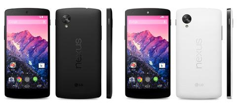 韓国LG、グーグルの「Nexus 5」増産要求を拒否 —「LG G2」への悪影響を懸念か