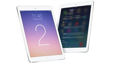 新型「iPad Air2」、MacBook Air並みのパフォーマンスであることが判明