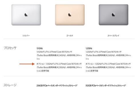 12インチ新型「MacBook」は「MacBook Air」2014年モデル以上の性能であることが判明