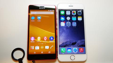 最もバッテリー使用効率がいいスマホは「Xperia Z3 Compact」、悪いのは「iPhone 6 Plus」