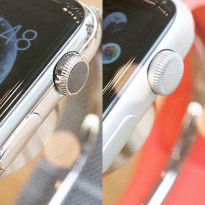 「Apple Watch」スポーツモデルの質感にがっかり、試着して購入すべし