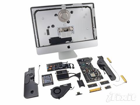 一部の新型iMacに「米国で組み立て」の印字があることが判明