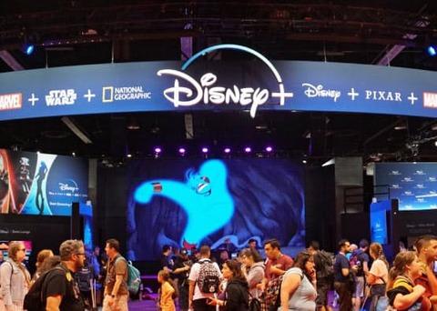米ウォルト・ディズニー、動画配信サービス「ディズニー+(プラス)」の登録者数が1000万を超えたと発表
