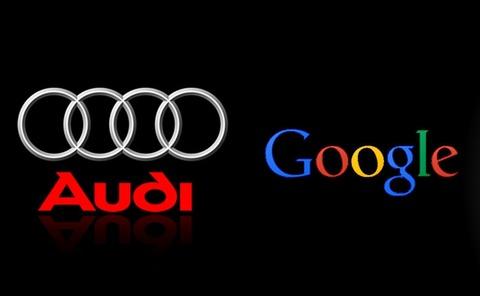 Android搭載車?米グーグル、車載システム開発で独アウディと提携か