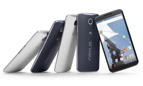 新型「Nexus 6」、国内価格は32GBモデルで7万5170円