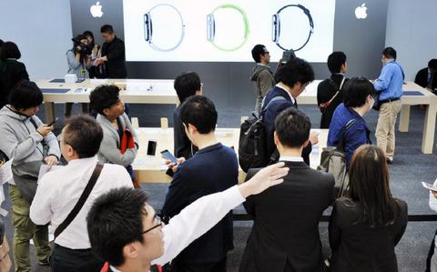 「Apple Watch」、ブランドイメージの違いからヤマダ・ケーズ・コジマ・ノジマで取扱いせず