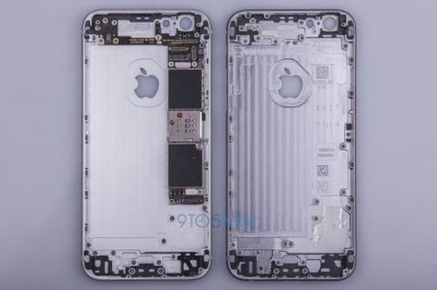 次期「iPhone6s」のバックパネルが流出、デュアルレンズカメラは実現せずデザインそのまま確定