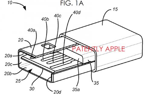 米アップル、リバーシブルUSBコネクタの特許を出願 —ライトニングから置き換え?