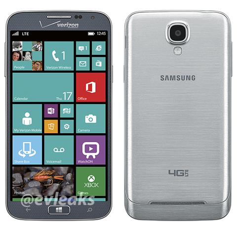 サムスン製Windows Phone「Samsung ATIV SE」のプレス画像が流出