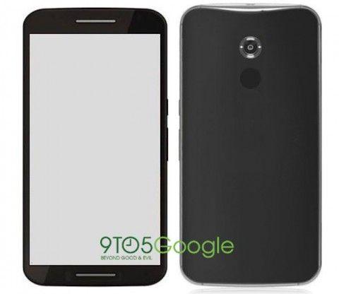 モトローラ製「新型Nexus6/X (2014)」の画像が初流出 —「Moto X」似のデザインに
