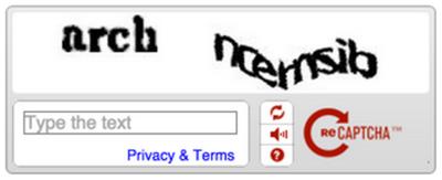 米グーグル、認証作業に「歪んだ文字の読み取り&入力」不要の新たな「reCAPTCHA」を発表