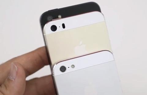 「白・金・灰の3色で指紋認証・NFCも搭載」iPhone5S・5Cの気になる噂・証拠まとめ