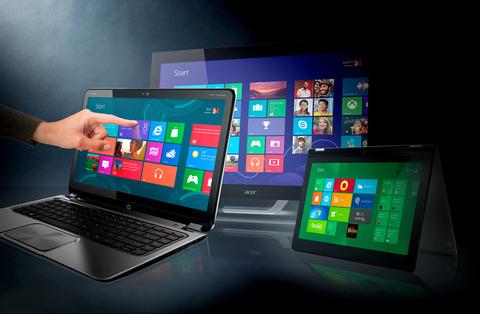 【OS】ウィンドウズ8・1(Windows 8.1)、年内にも投入