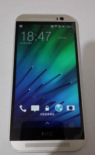 「HTC M8」の詳細な実機画像が多数流出 —TD-LTE対応・China Mobile版