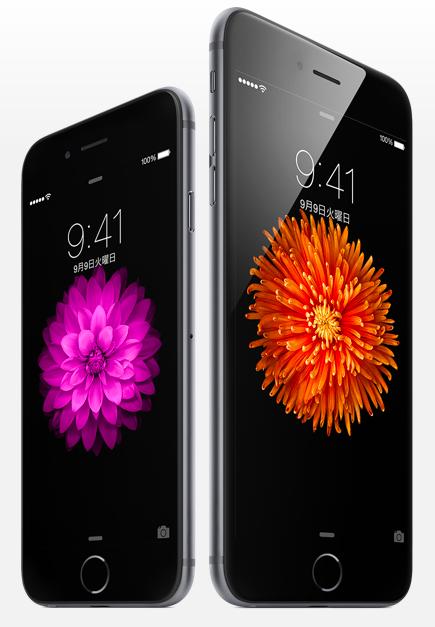 【スペック比較】「iPhone6Plus」と他社製ファブレット端末の違いは?代表は「Galaxy Note 4」と「LG G3」