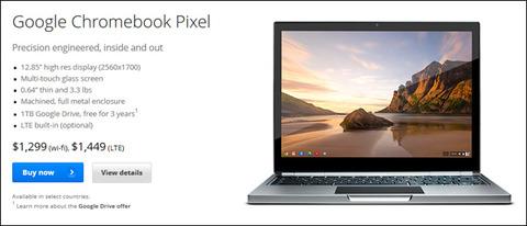【PC】米国でしぶとく生き残る『Chromebook』--ネットブックの二の舞かと思いきや、主要メーカーこぞって参入