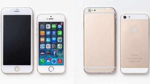 「iPhone 5」から「iPhone 6」に変えた結果
