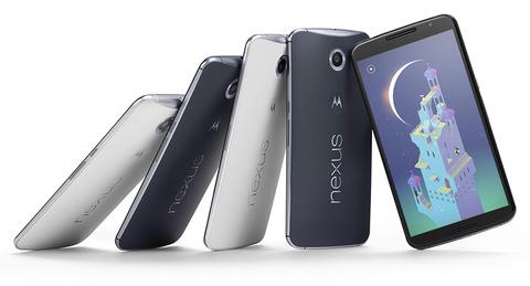 「Nexus 6」に致命的な欠陥、有機ELディスプレイが非常に見辛いとの報告相次ぐ