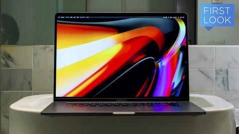 米アップル、16インチ新型「MacBook Pro」発表 —中身も大幅グレードアップ