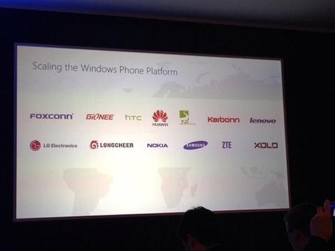 【速報】Windows Phone新パートナーにソニーの姿はなし ―Microsoftの発表開始