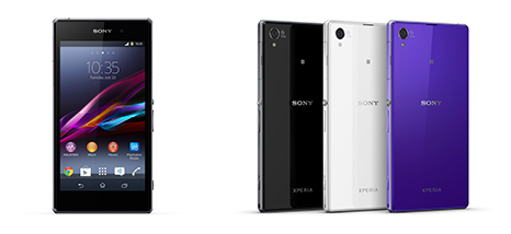日本では10月発売?ソニーXperia Z1を発表 —Hands on動画も多数