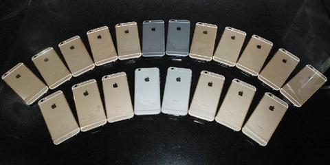 中国税関、中国人が日本で買った「iPhone6」を大量押収