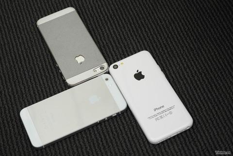 iPhone5Cは5Sの40%オフ、5Sは値上がりか