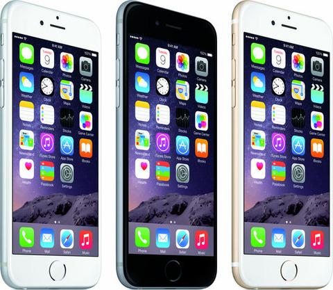 米アップル、「iPhone6」第2次発売国からも中国と韓国を除外