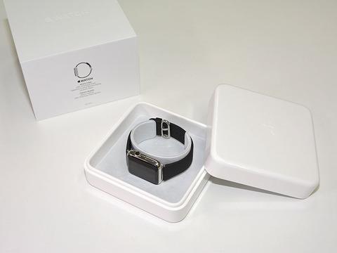 「Apple Watch」、世界的品薄ながら一部量販店・ソフトバンクで在庫アリ