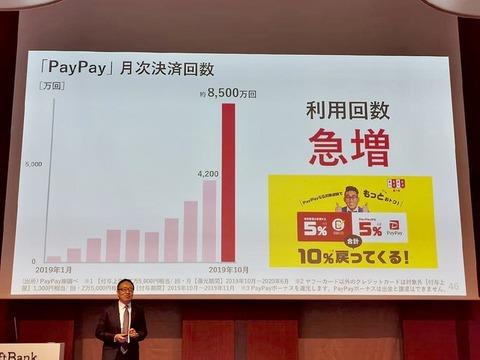 「PayPay」は単なる決済アプリに留まらない!決済用の「スーパーアプリ」へ?