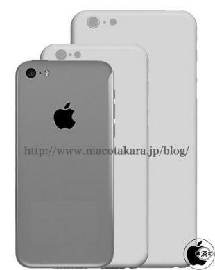 噂の大型iPhoneは「iPhone 5c」の上位機種