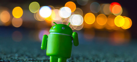 Android端末はタッチ操作非対応で開発されていた?iPhoneヒットで路線変更