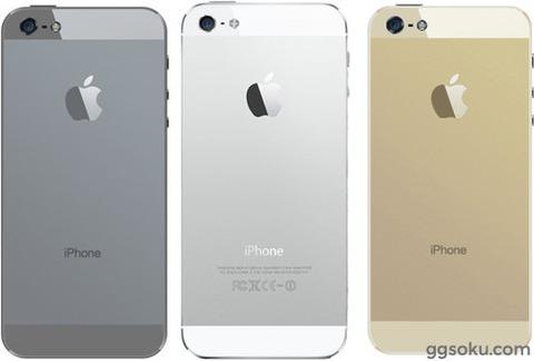 iPhone5Sほしくなってきた