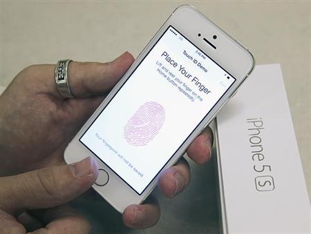 iPhone5sの指紋認証、早くもハッカーにより突破される