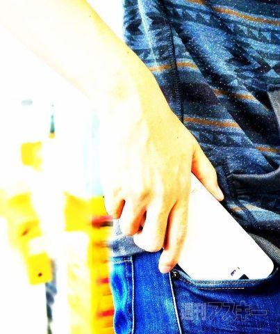 iPhone持ち→つまらない男子、4型スマホ持ち→草食系男子、SIMフリ持ち→変人、Xperia持ち→デキる男子
