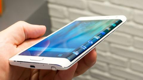 韓国サムスン、「Galaxy Note Edge」を日本で先行発売 —低迷日本市場に初の試み