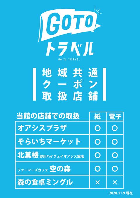 最新_gotoクーポン_対応店舗表