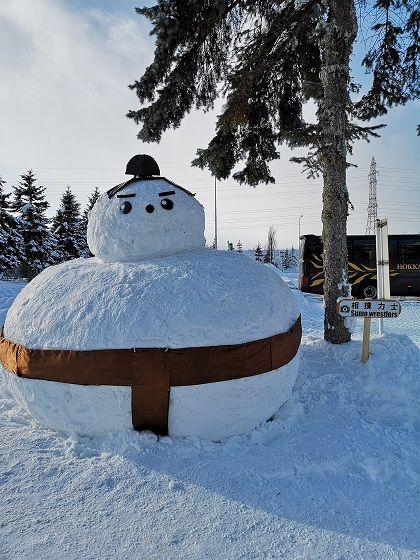 雪_雪だるま_ブログ用