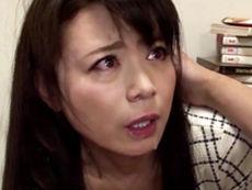夫から乱暴に扱われれば扱われるほどイヤらしくなっていくドM四十路妻! 三浦恵理子